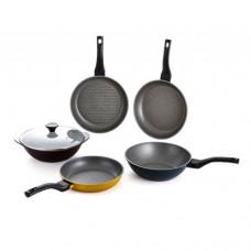 Комплект сковородок Ecoramic